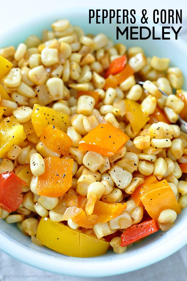 Healthy Corn Side Dishes  11 best images about Dinner Group on Pinterest