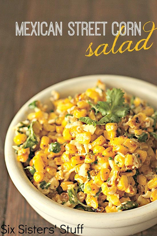Healthy Corn Side Dishes  10 Easy Recipes for Healthy Mexican Side Dishes