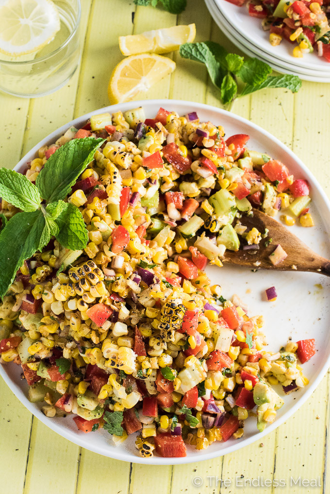 Healthy Corn Side Dishes  The 15 Best Healthy Side Dishes for Your Summer BBQs