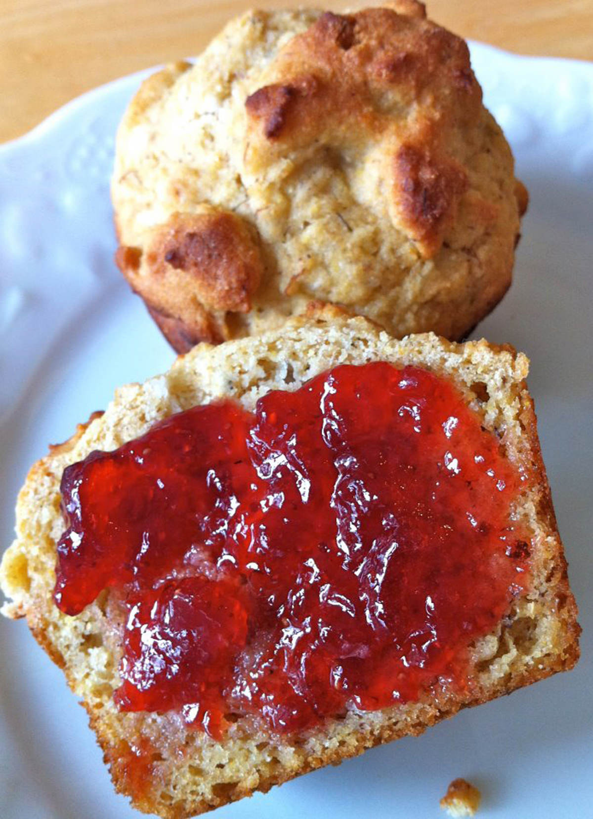 Healthy Cornbread Muffins  Healthy Cornbread Muffins Gluten Free Optional – The