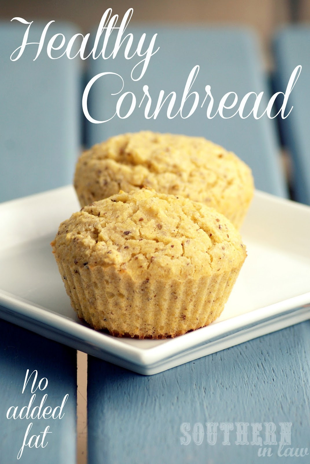 Healthy Cornbread Muffins  Southern In Law Recipe Healthy Cornbread Muffins