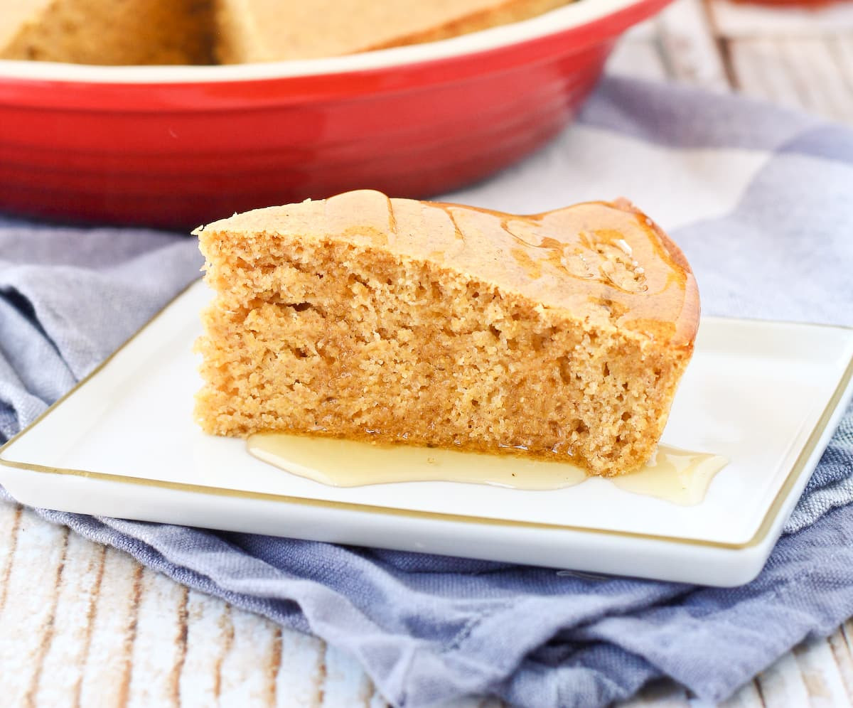 Healthy Cornbread Recipe  Healthy Cornbread Recipe whole wheat with VIDEO