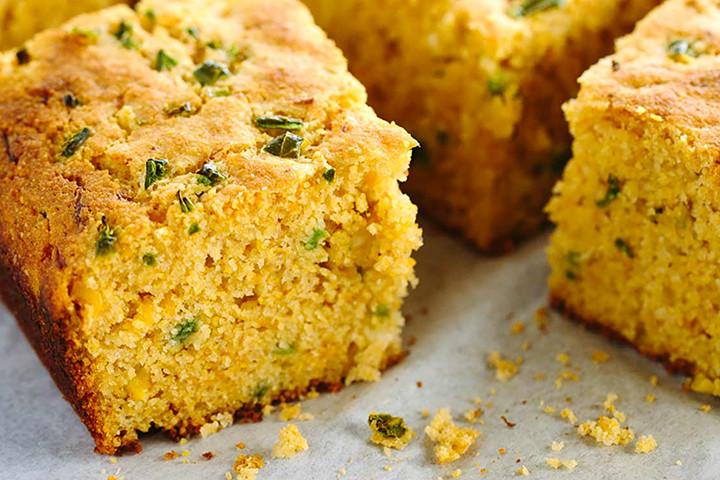 Healthy Cornbread Recipe  Recipe Soul Healthy Cornbread Tarrant Area Food Bank
