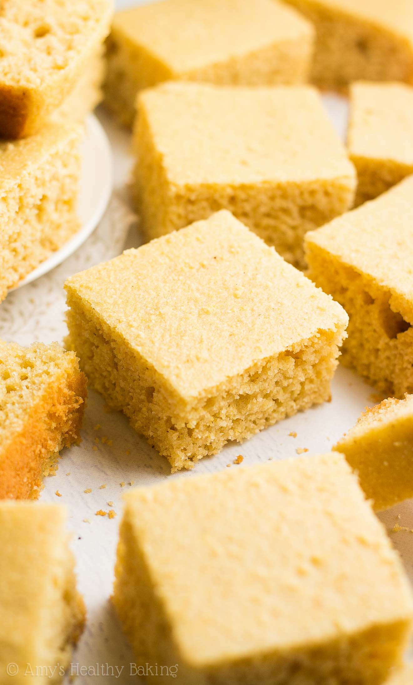 Healthy Cornbread Recipe  The Ultimate Healthy Cornbread With a Step by Step Video