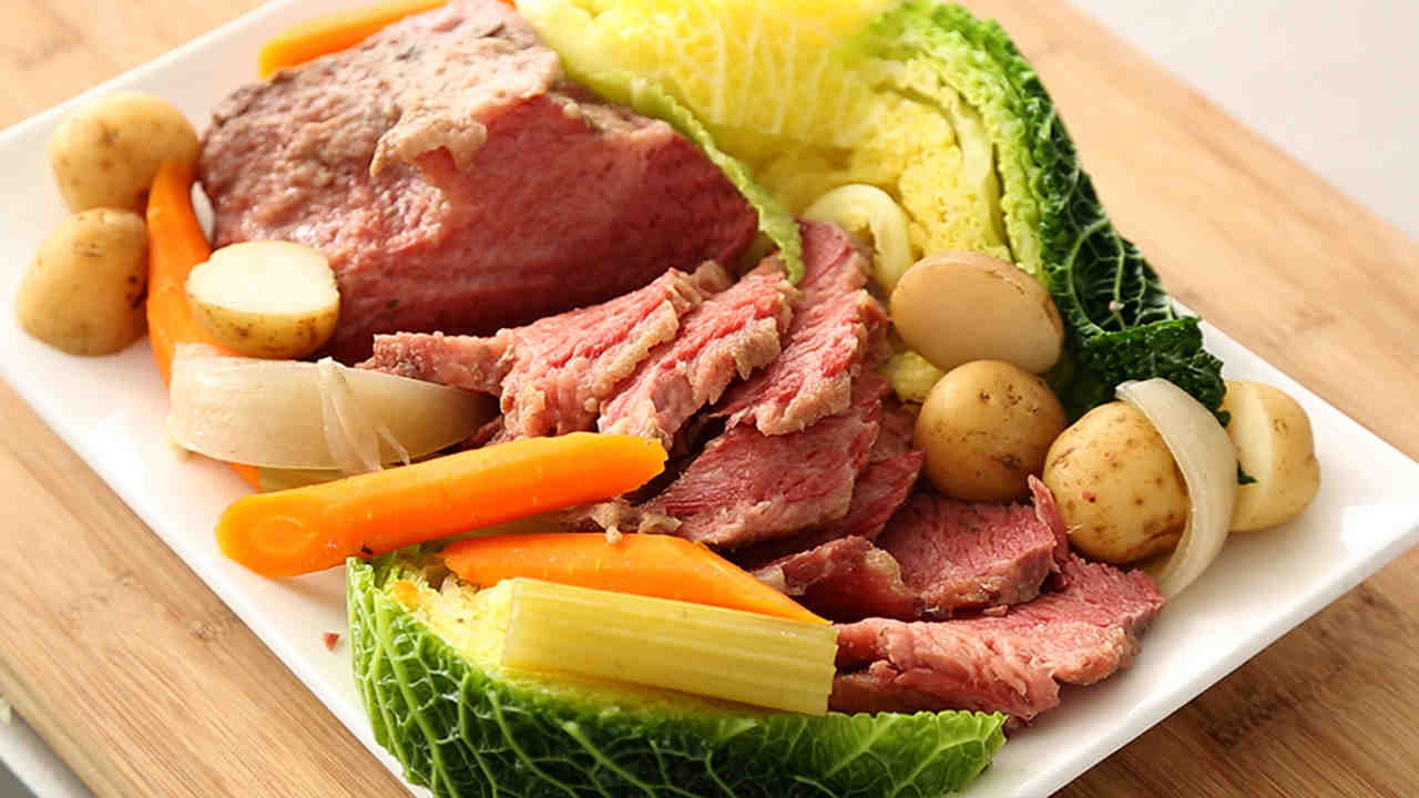 Healthy Corned Beef And Cabbage  4 St Patrick's Day Snack Ideas for a Healthy Lifestyle
