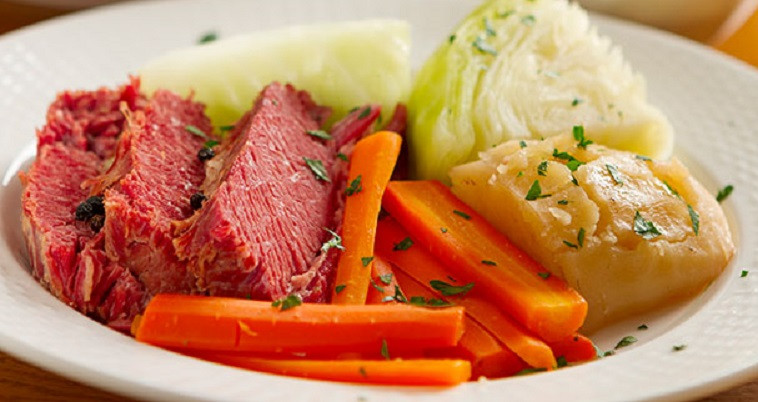 Healthy Corned Beef And Cabbage  Healthy Sides For Your Corned Beef