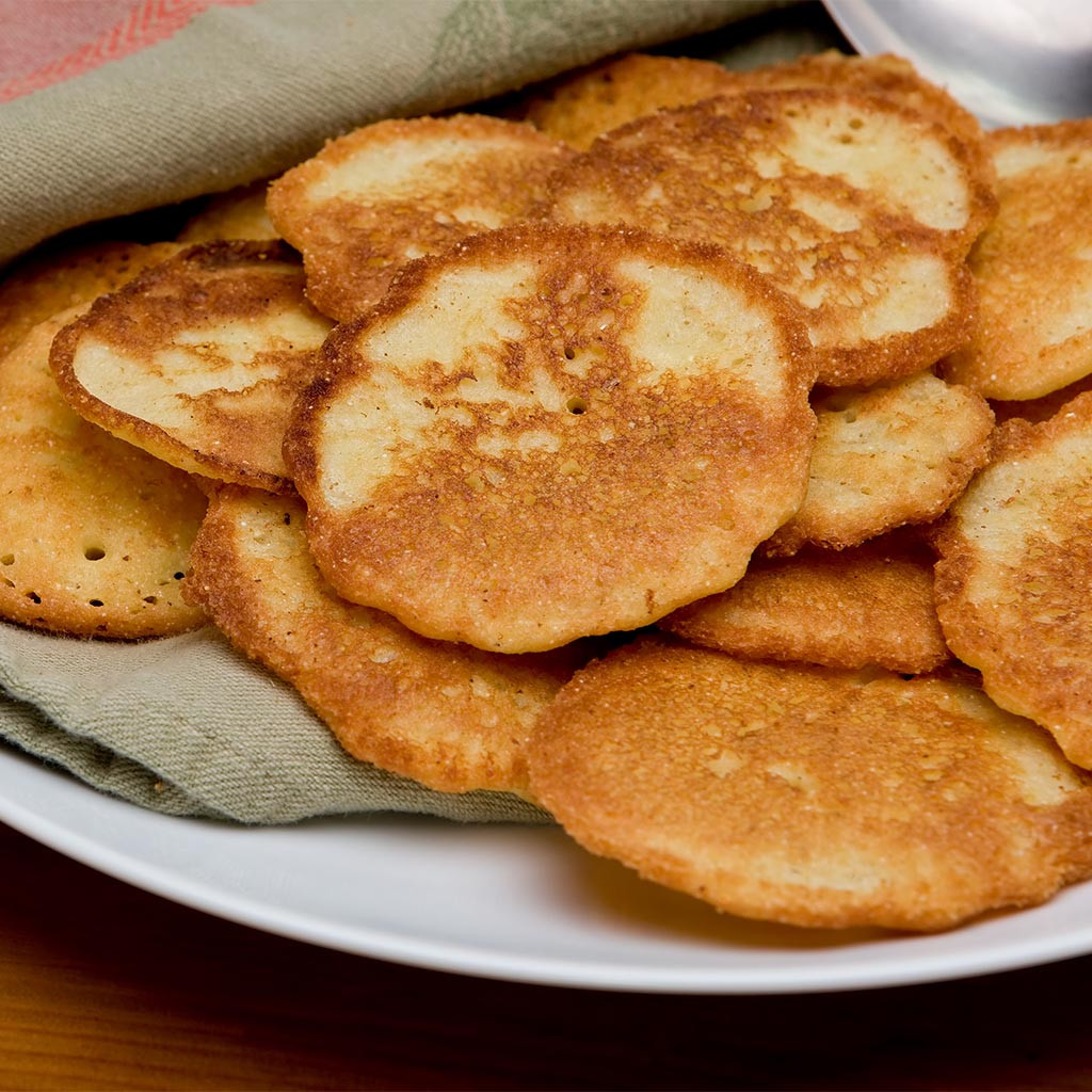 Healthy Cornmeal Pancakes  Catherine s Healthy Cornmeal Pancakes