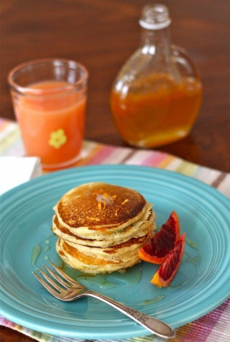 Healthy Cornmeal Pancakes  Eat and Greet Simple Bites