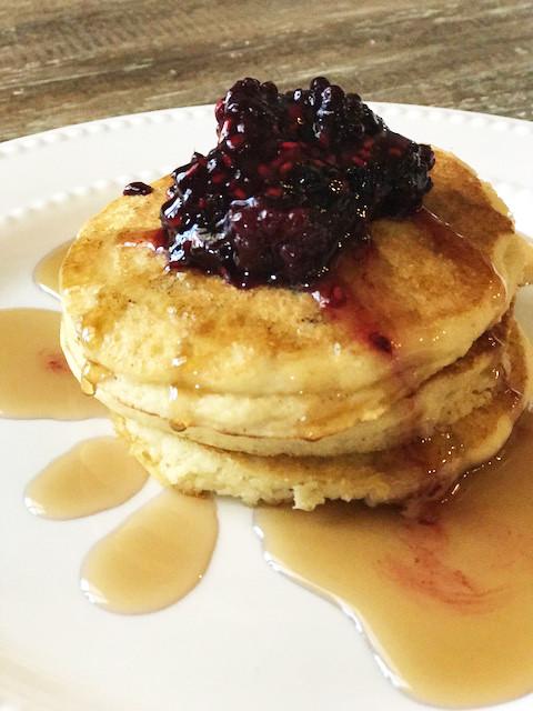 Healthy Cornmeal Pancakes  Gluten Free Cornmeal Pancakes – Gourmet Girl Does Real Estate