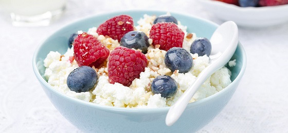 Healthy Cottage Cheese Snacks  20 Healthy Snack Ideas for Work