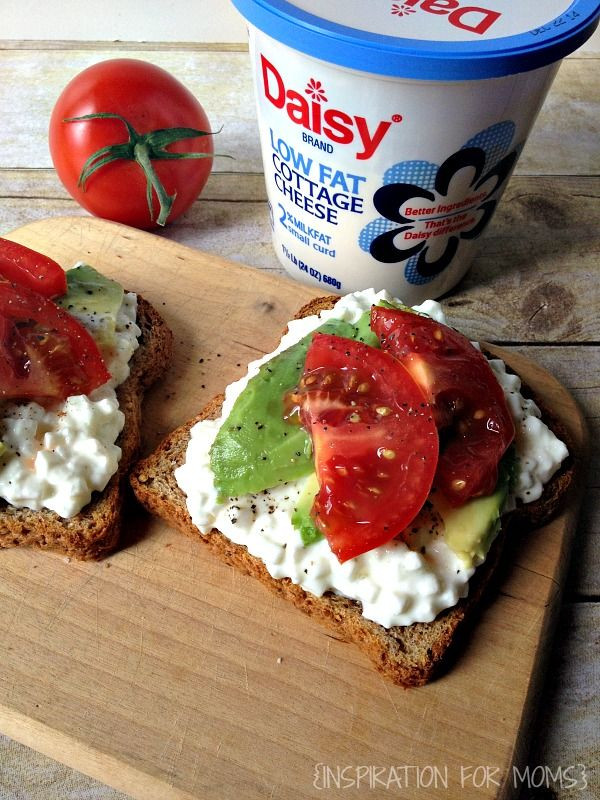 Healthy Cottage Cheese Snacks  221 best Cottage Cheese recipes featuring Daisy Cottage