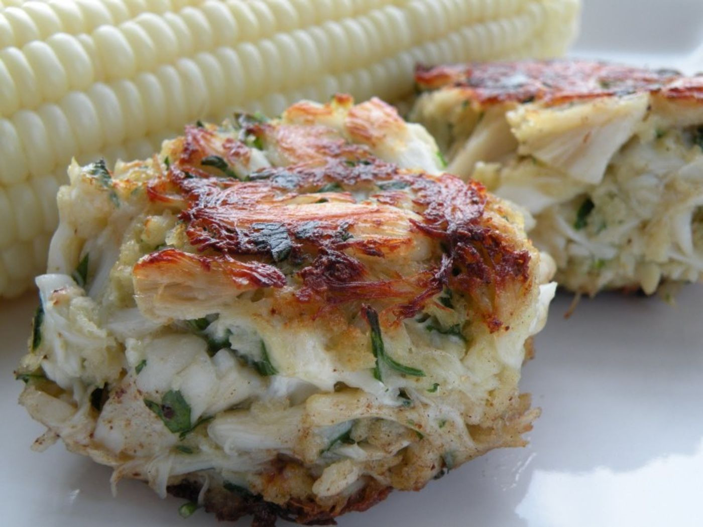 Healthy Crab Cake Recipe  15 Delicious Super Bowl Appetizers and Dips The Girl