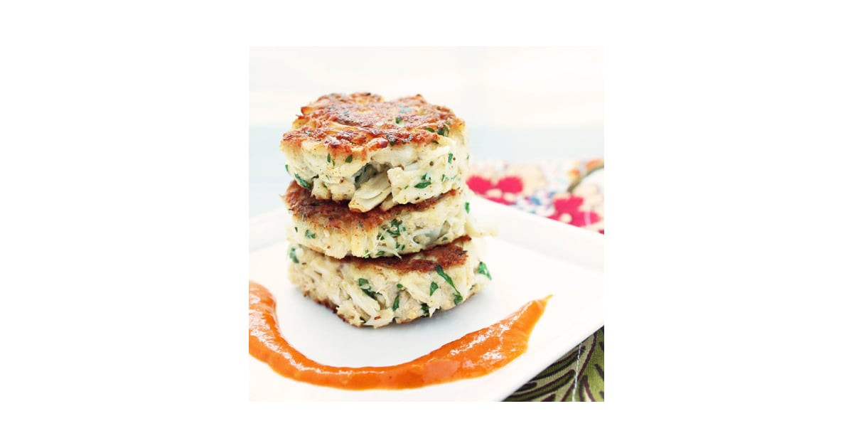 Healthy Crab Cake Recipe  Healthy Crab Cake Recipe
