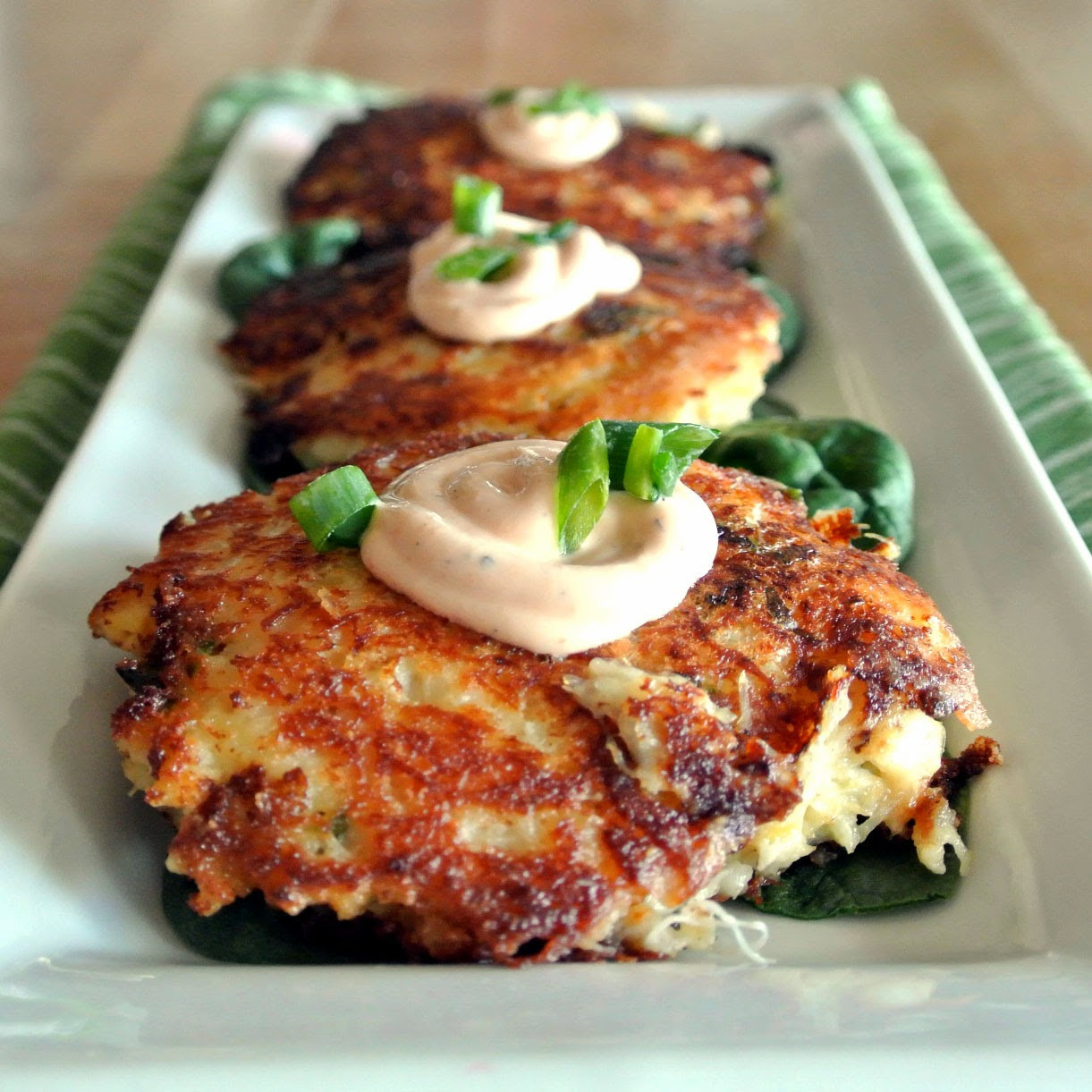 Healthy Crab Cake Recipe  Mom What s For Dinner Best ever crab cakes