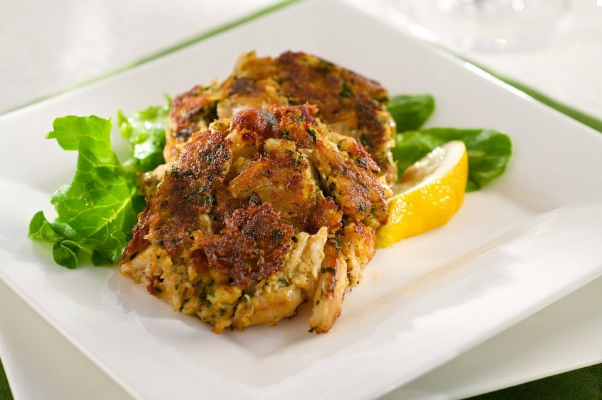 Healthy Crab Cakes  How to make heart healthy crabcakes By ilovefood