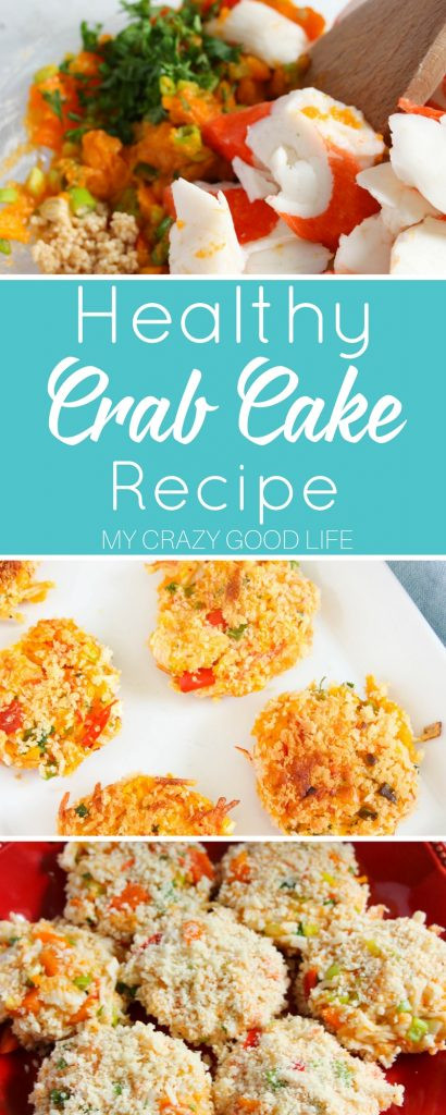 Healthy Crab Cakes  Healthy Crab Cake Recipe Sweet Potato Crab Cakes