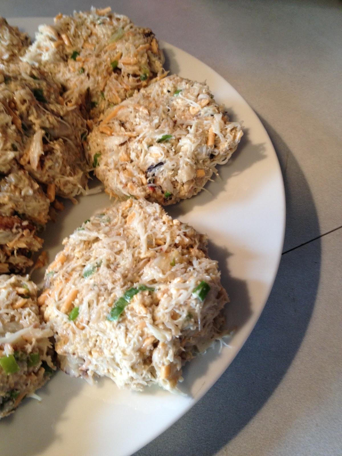 Healthy Crab Cakes  Healthy Crab Cake Recipe Simply Healthy