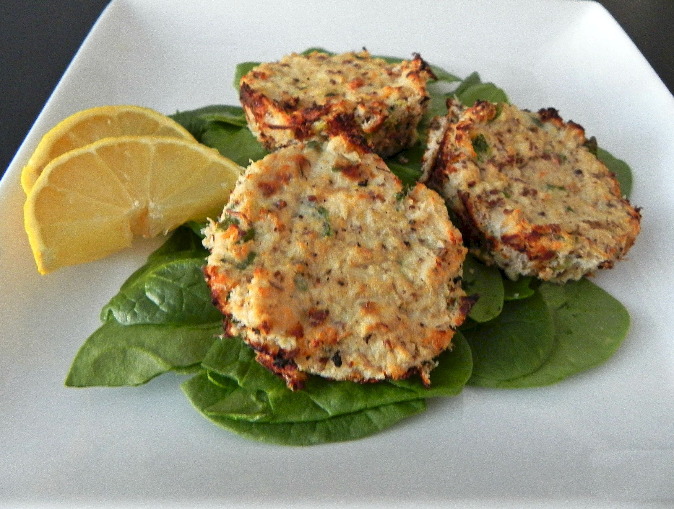 Healthy Crab Cakes  Healthy Baked Crab Cakes