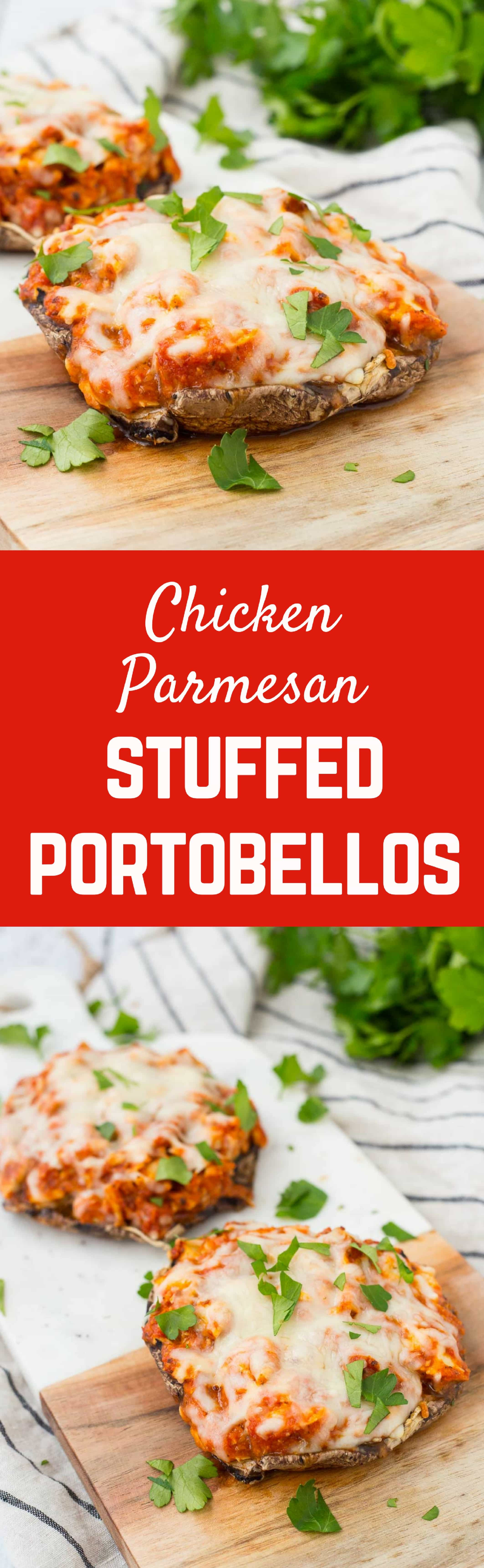 Healthy Crab Stuffed Portobello Mushroom Recipes  healthy stuffed portobello mushroom recipes