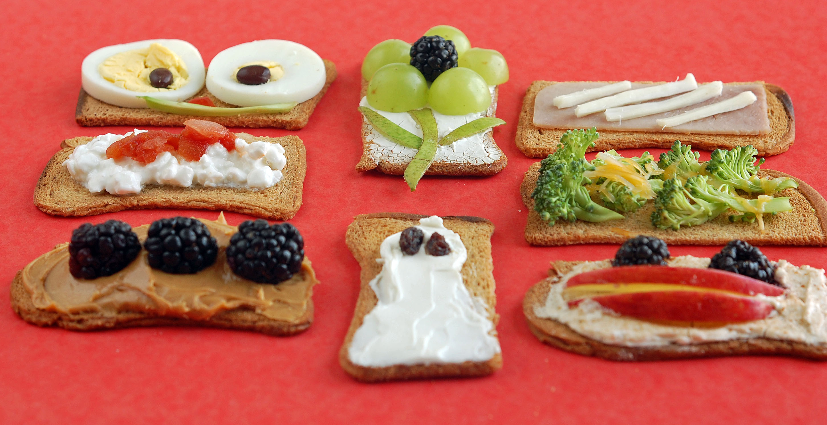 Healthy Cracker Snacks  Easy Snack options Cracker Toppings