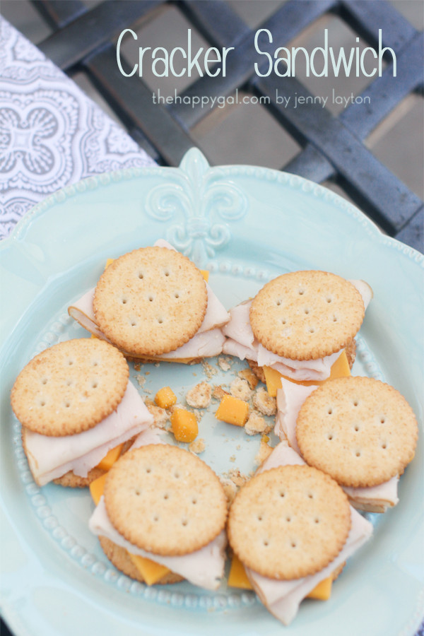 Healthy Cracker Snacks  10 Healthy Snack Ideas for Kids