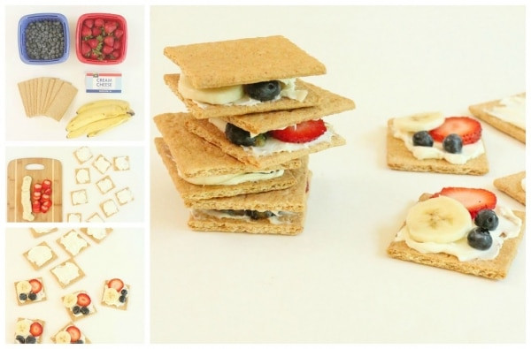 Healthy Cracker Snacks  graham crackers health