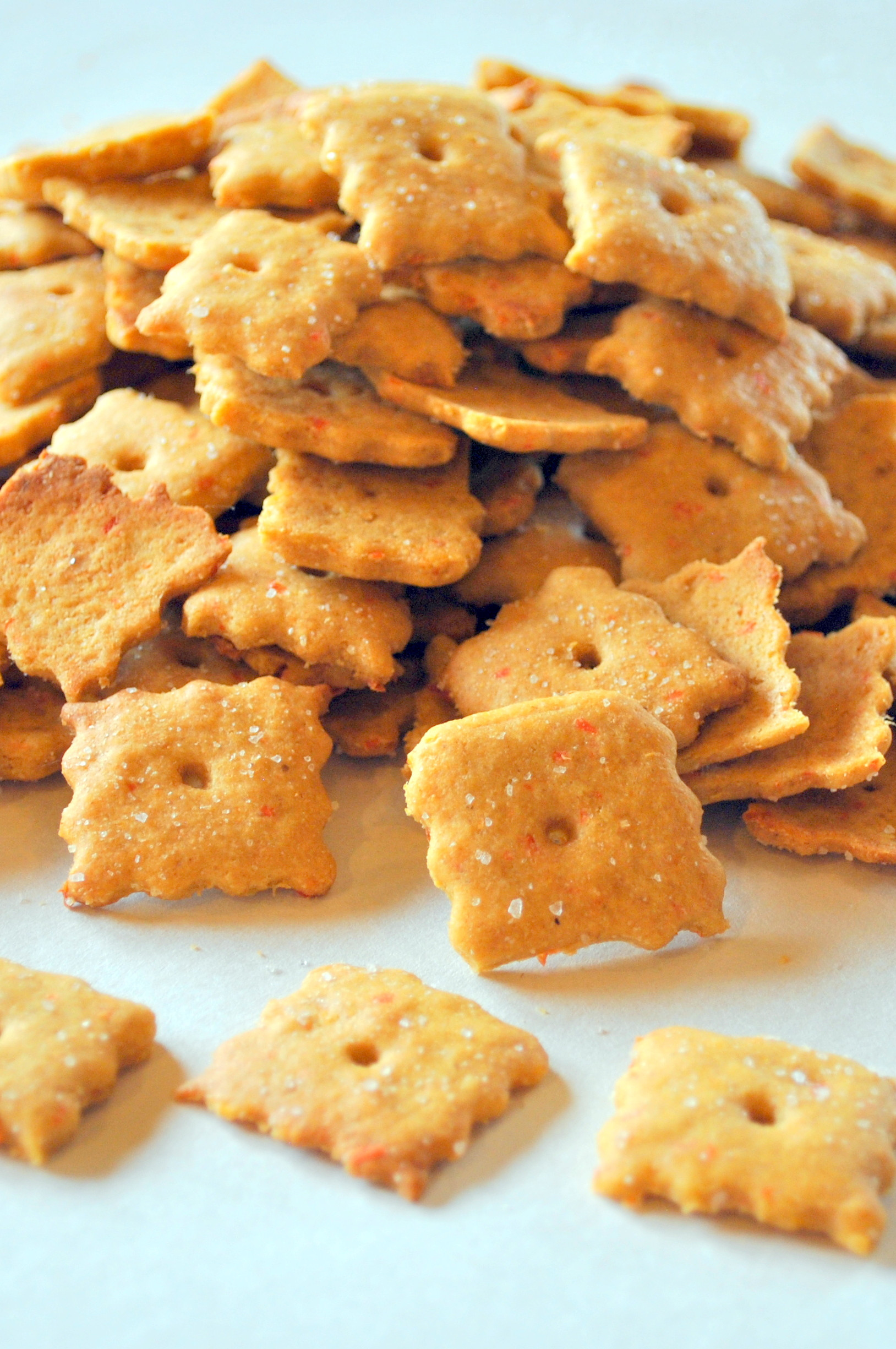 Healthy Cracker Snacks  Healthy Vegan Cheez It Crackers