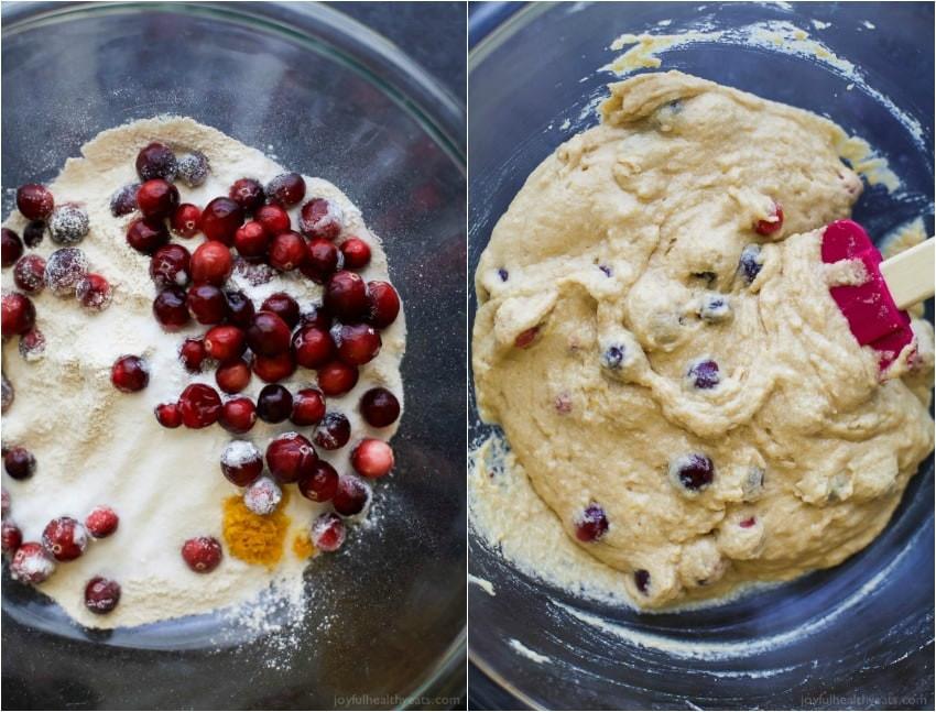 Healthy Cranberry Orange Bread  Moist Orange Cranberry Bread