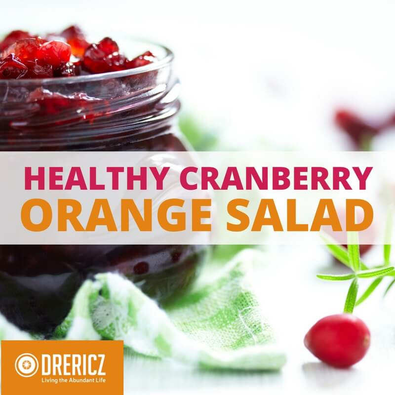 Healthy Cranberry Recipes  Healthy Cranberry Salad Recipe for the Holidays