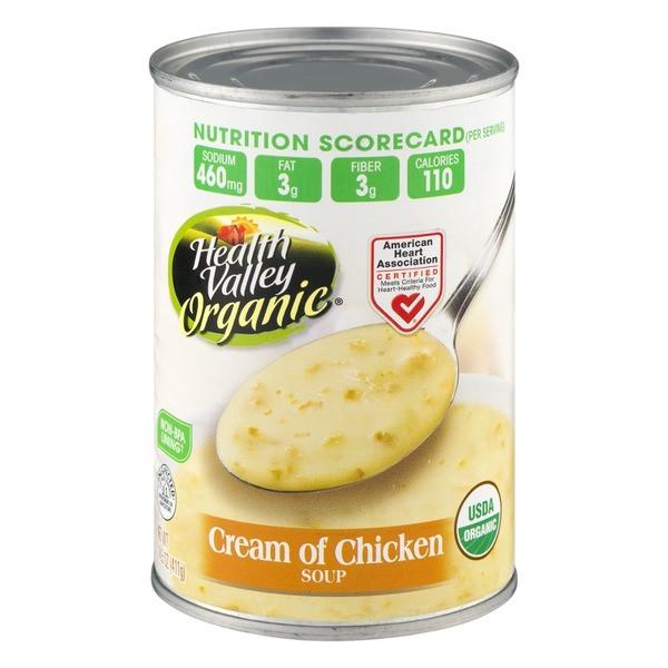 Healthy Cream Of Chicken soup Best 20 Health Valley organic Cream Of Chicken soup From Plum