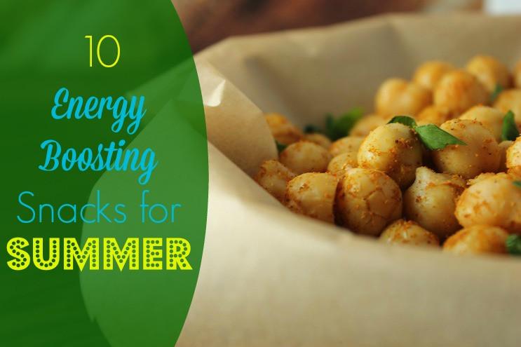Healthy Crispy Snacks  10 Energy Boosting Snacks for Summer • Family is Familia