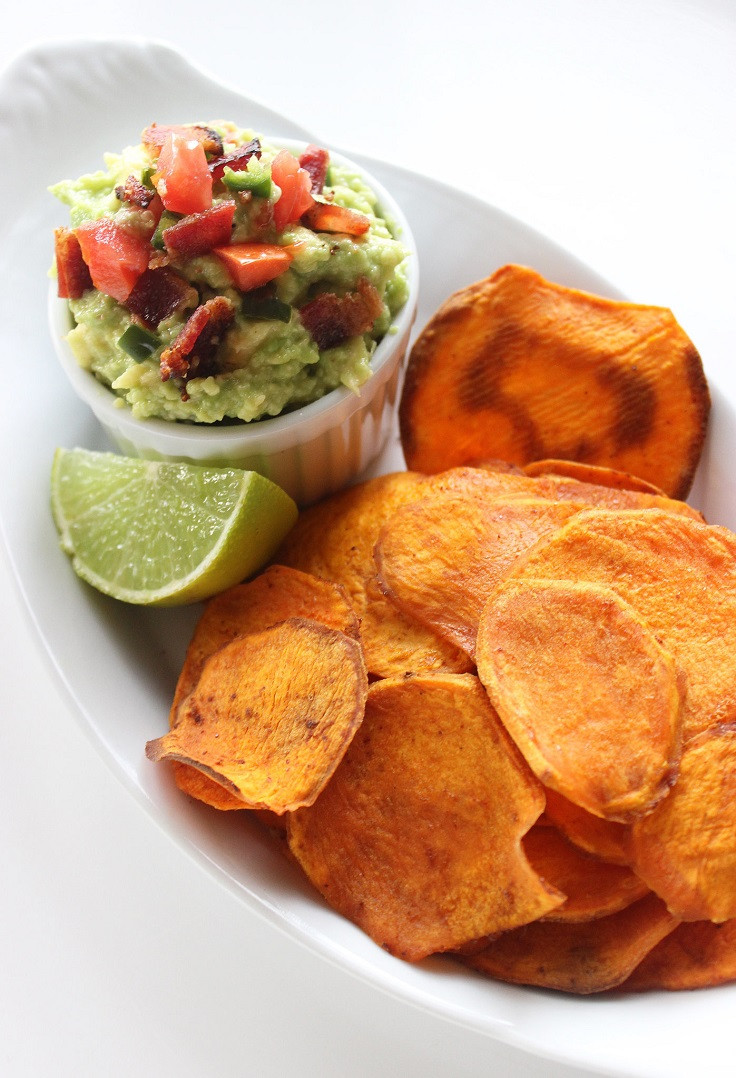 Healthy Crispy Snacks  Top 10 Healthy Chips Recipes to Try as Your New Crispy