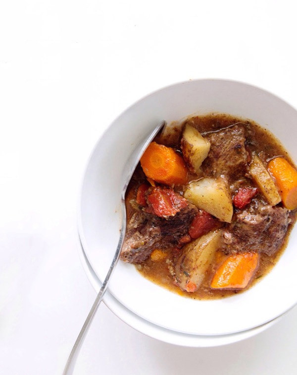Healthy Crock Pot Beef Stew  35 Slow Cooker Recipes for Weight Loss