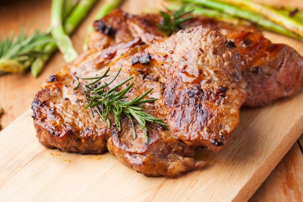 Healthy Crock Pot Pork Chops  Healthy Crock Pot Recipes Balsamic Pork Chops