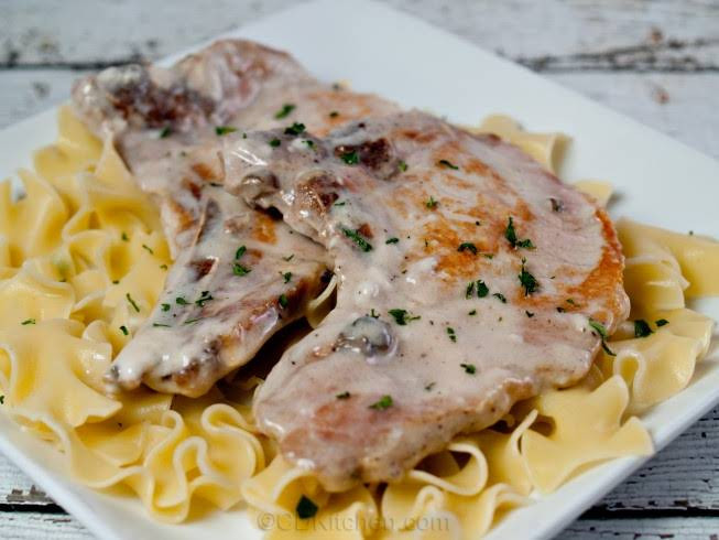 Healthy Crock Pot Pork Chops  10 Best Healthy Crock Pot Pork Chops Recipes