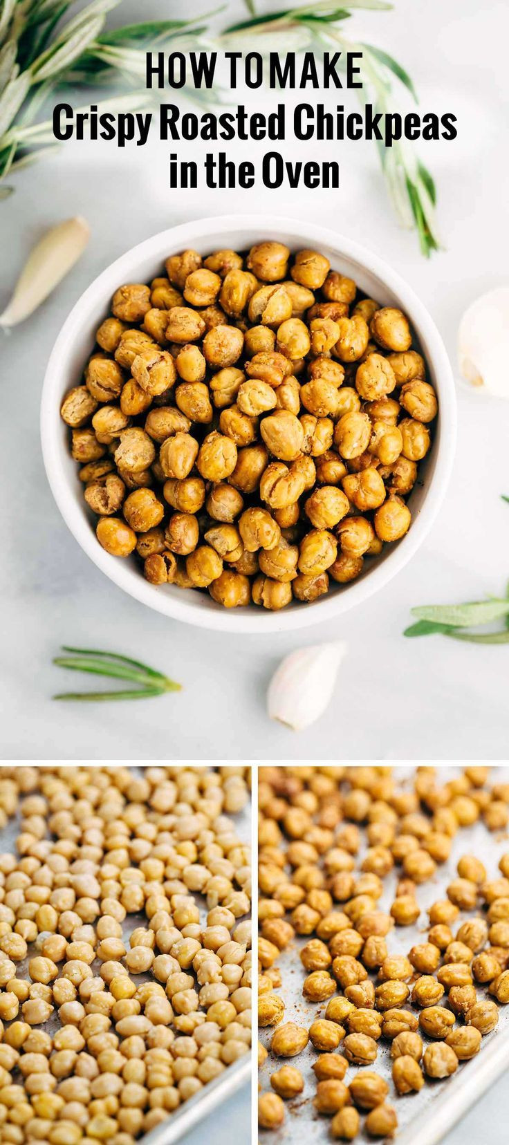 Healthy Crunchy Snacks  25 best ideas about Oven Roasted Chickpeas on Pinterest