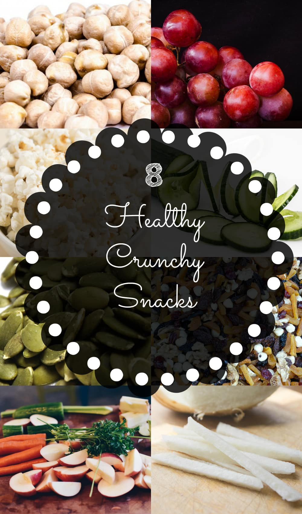 Healthy Crunchy Snacks  8 Healthy Crunchy Snacks Your Whole Family Will Love