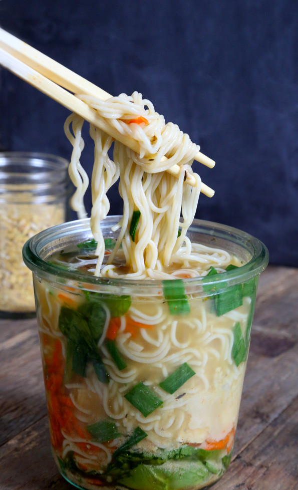 Healthy Cup Noodles  30 Healthy Lunch Recipes Busy Mom s Helper