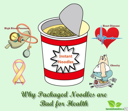 Healthy Cup Noodles  Are Packaged Noodles Bad for Health