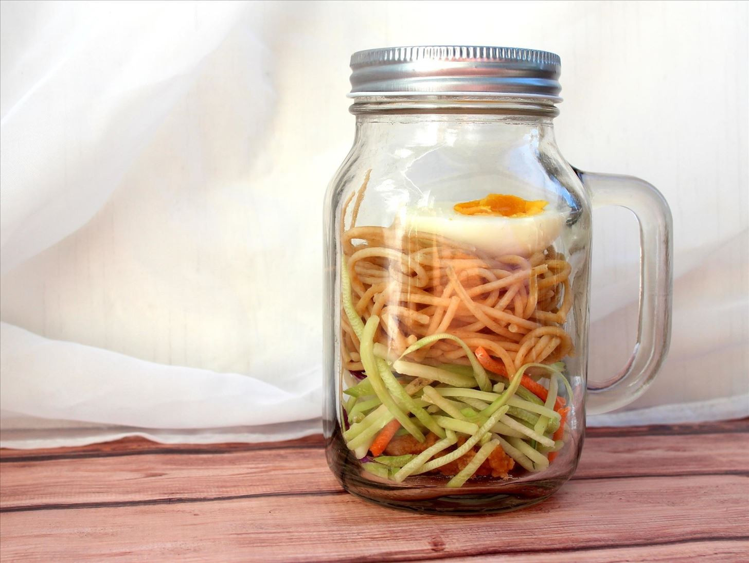 Healthy Cup Noodles  DIY Instant Cup O Noodles for a Better Lunch Food Hacks