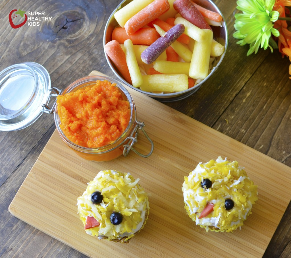 Healthy Cupcakes For Kids  Carrot Muffin Recipe