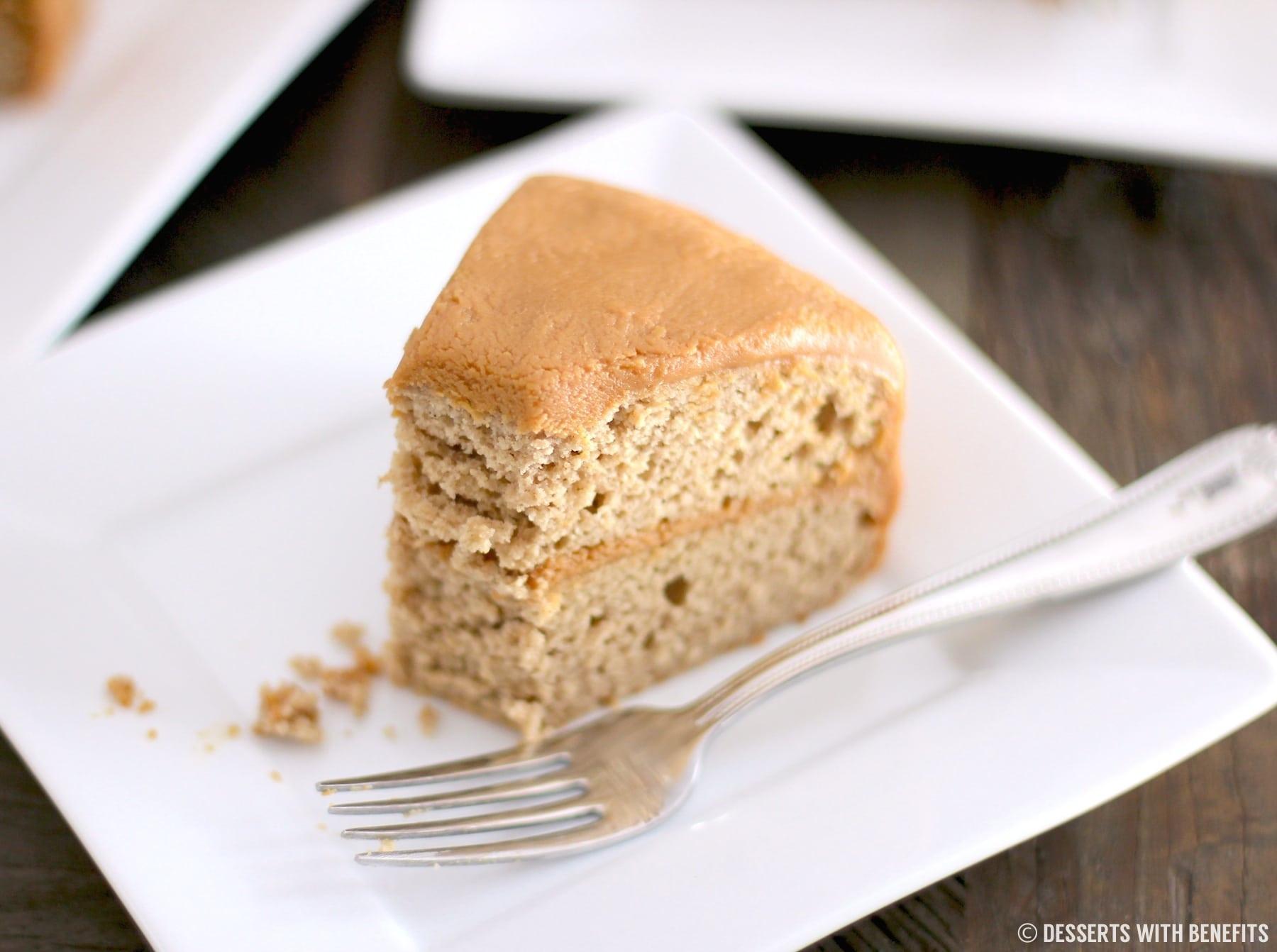 Healthy Dairy Free Desserts  Healthy Gluten Free Maple Cake Recipe