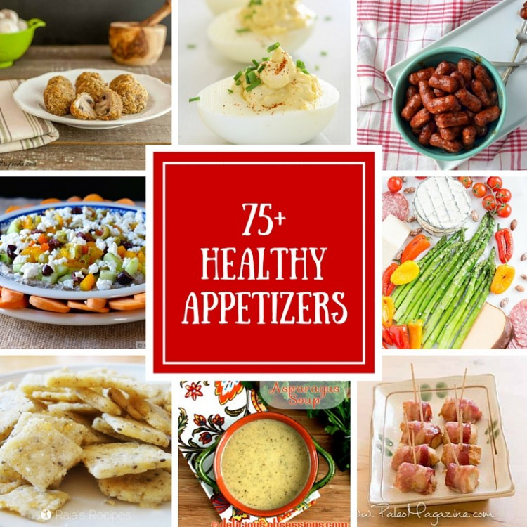 Healthy Dairy Free Recipes  75 Healthy Appetizers Paleo Primal Gluten Free