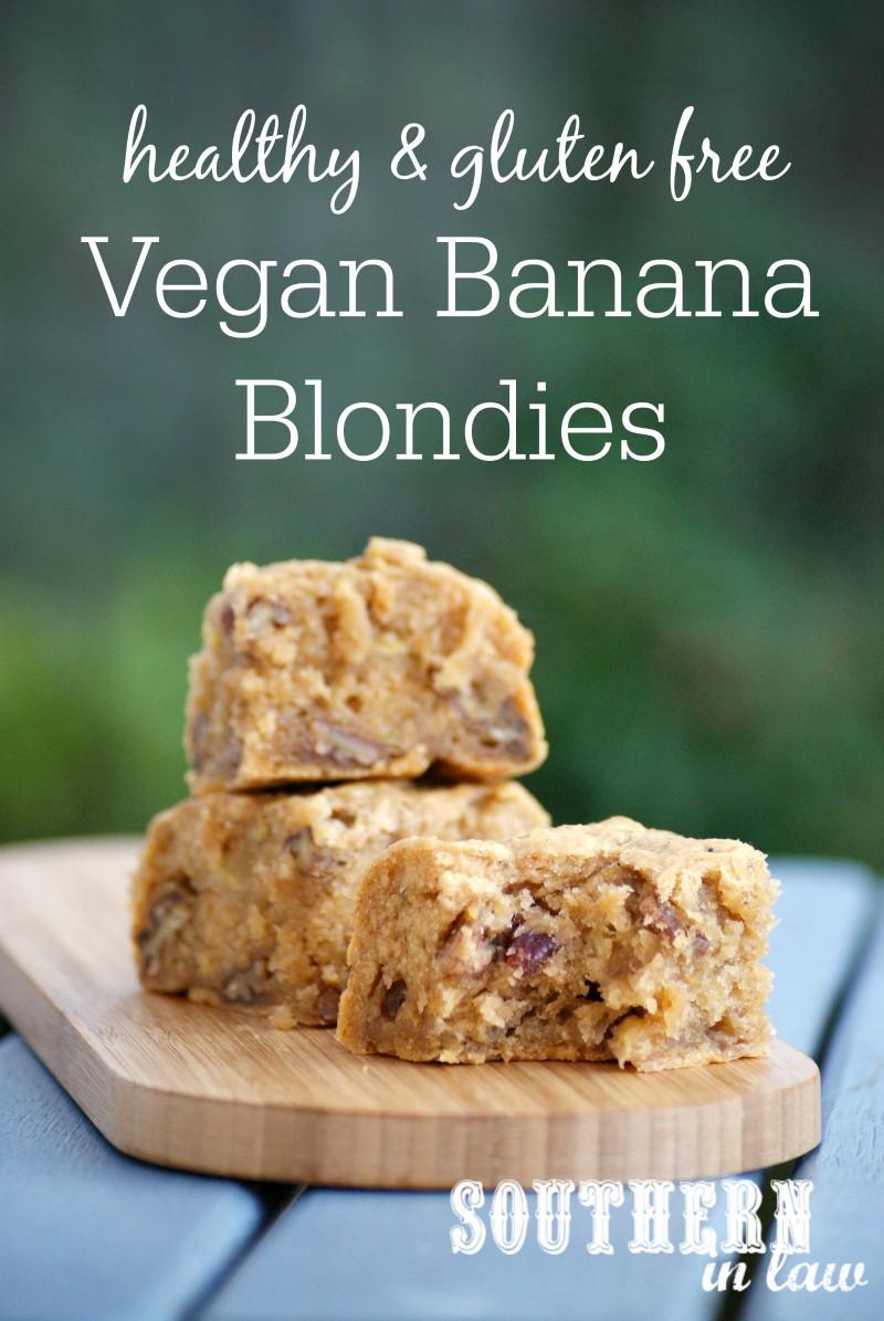 Healthy Dairy Free Recipes  Southern In Law Recipe Healthy Vegan Banana Blon s