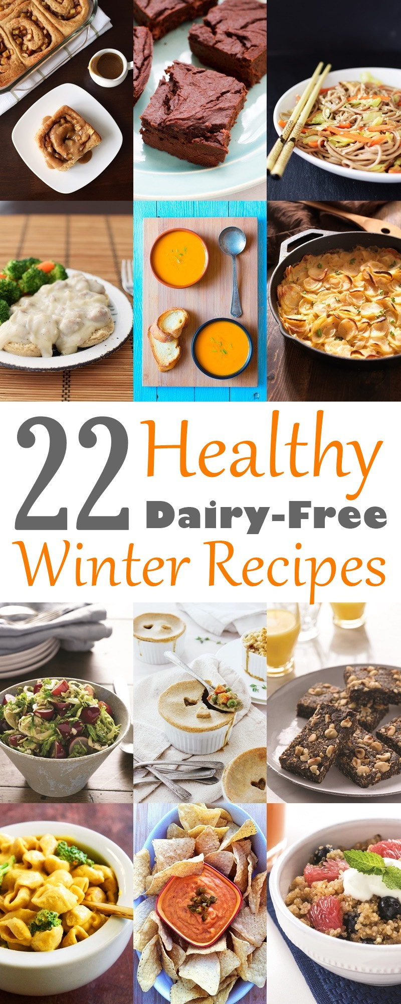 Healthy Dairy Free Recipes  22 Healthy Winter Recipes to Ring in the New Year All