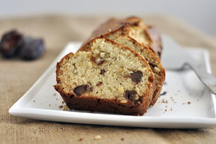 Healthy Date Bread Recipe  Fun Holiday – Date Nut Bread Day