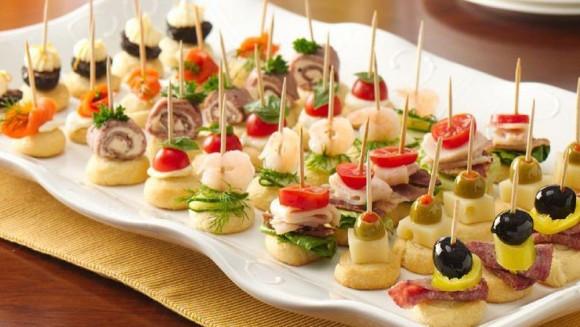Healthy Delicious Appetizers  14 Delicious Appetizers Under 100 Calories