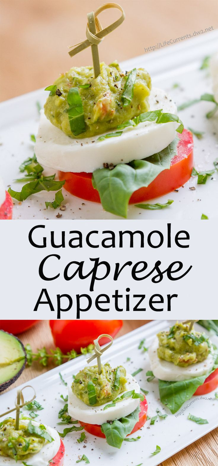 Healthy Delicious Appetizers  25 best ideas about Caprese appetizer on Pinterest