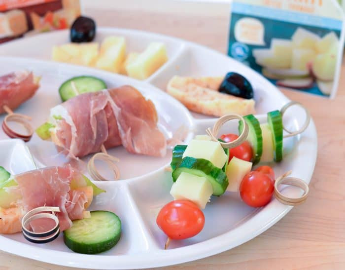 Healthy Delicious Appetizers  Two Delicious Healthy Party Appetizers Made Easy with Arla