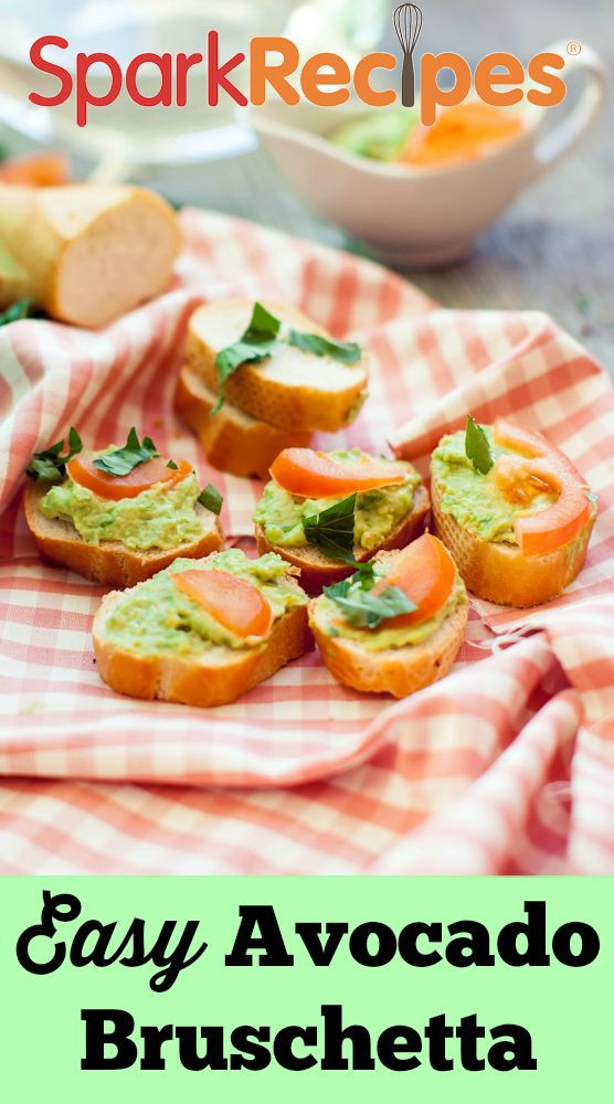 Healthy Delicious Appetizers  353 best images about recipes SparkRecipes on Pinterest